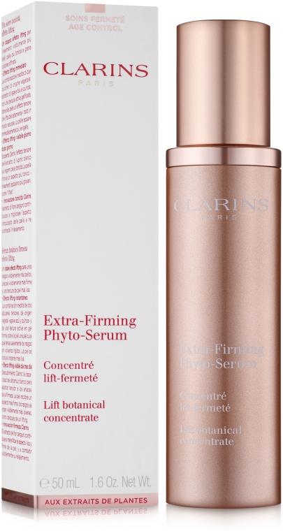 Сыворотка для лица - Clarins Extra-Firming Phyto-Serum — фото N1