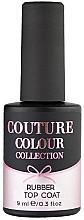 Духи, Парфюмерия, косметика Топ для гель-лака (каучуковый) - Couture Colour Rubber Top Coat