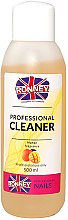"Обезжириватель для ногтей ""Манго"" - Ronney Professional Nail Cleaner Mango — фото N2"