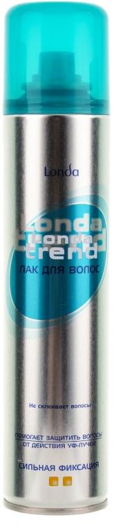 Лак для волос сильной фиксации - Londatrend