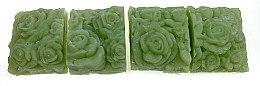 Духи, Парфюмерия, косметика Мыло с зеленой глиной - Nueva Formula