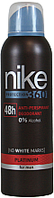 Духи, Парфюмерия, косметика Дезодорант-спрей - Nike Man Platinum Deodorant Spray