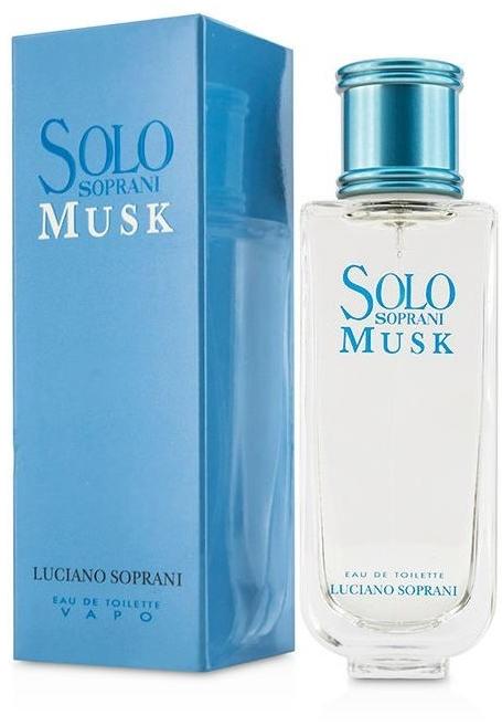 Luciano Soprani Solo Soprani Musk - Туалетная вода