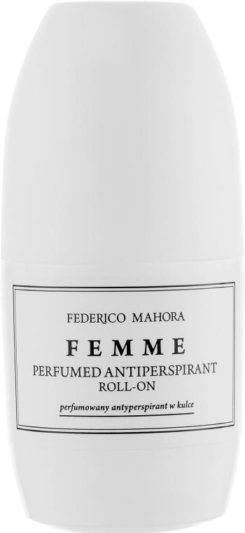 Антиперспирант шариковый - Federico Mahora 173 Femme Antiperspirant Roll-On