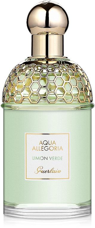 Guerlain Aqua Allegoria Limon Verde - Туалетная вода