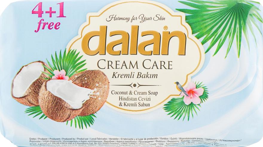 """Крем-мыло """"Кокос"""" - Dalan Cream Care Soup"""
