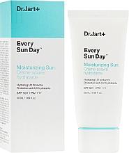 Духи, Парфюмерия, косметика Крем солнцезащитный - Dr. Jart+ Every Sun Day Moisturizing Sun SPF50+