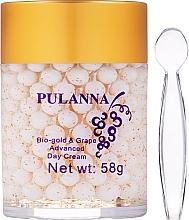 Духи, Парфюмерия, косметика Дневной крем для лица - Pulanna Bio-Gold & Grape Advanced Day Cream