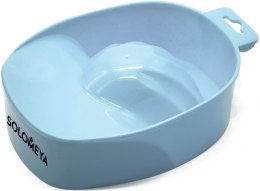 "Духи, Парфюмерия, косметика Ванночка для маникюра ""Голубое небо"" - Solomeya Manicure bowl ""Blue Sky"""