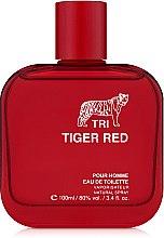 Духи, Парфюмерия, косметика TRI Fragrances Tiger Red - Туалетная вода