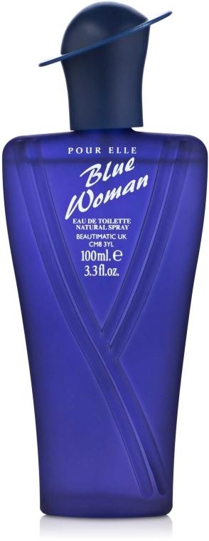 Beautimatic Blue Woman - Туалетная вода