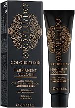 Духи, Парфюмерия, косметика Краска для волос - Orofluido Colour Elixir Permanent Colour