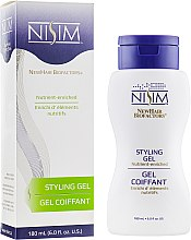 Духи, Парфюмерия, косметика Гель для укладки волос - Nisim NewHair Biofactors Styling Gel