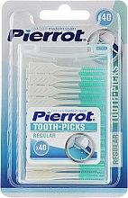 Парфумерія, косметика Міжзубні йоржики - Pierrot Tooth-Picks Regular Ref.139