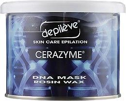 Духи, Парфюмерия, косметика Воск-маска с сосновой смолой - Depileve Cerazyme Wax Rosin