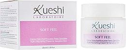 Духи, Парфюмерия, косметика Крем для чувствительной кожи лица - Kueshi Soft Feel Crema Pieles Sensibles