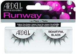 Духи, Парфюмерия, косметика Накладные ресницы - Ardell Runway Lashes Beautiful Black