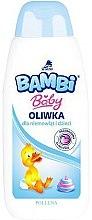 Духи, Парфюмерия, косметика Детское масло для тела - Bambi Baby