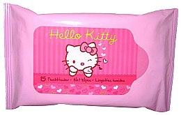 Духи, Парфюмерия, косметика Влажные салфетки - VitalCare Hello Kitty Wet Wipes