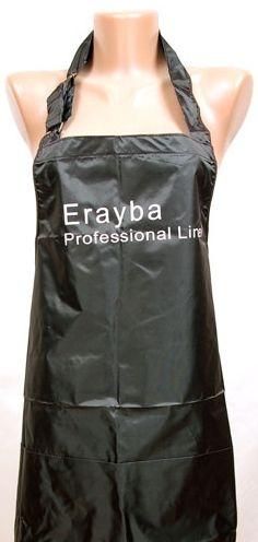 """Профессиональный фартук """"Черный с карманом"""" - Erayba"""