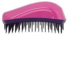 Духи, Парфюмерия, косметика Щетка для волос - Dessata Maxi Fuchsia Purple