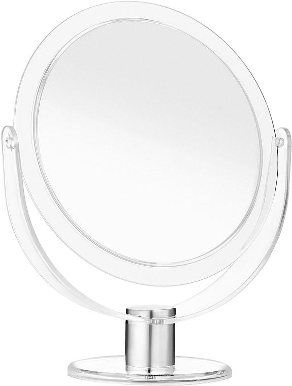 Зеркало настольное, 201016, прозрачное - Beauty Line
