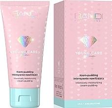 Духи, Парфюмерия, косметика Интенсивно увлажняющий крем с эффектом сияния - Bandi Professional Young Care Intensively Moisturizing Cream Pudding