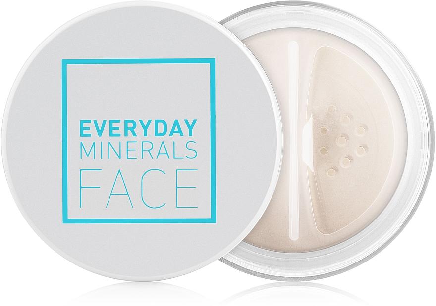 Пудра для лица - Everyday Minerals Powder (пробник)