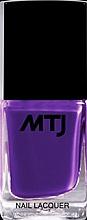 Духи, Парфюмерия, косметика Лак для ногтей - MTJ Cosmetics Nail Lacquer