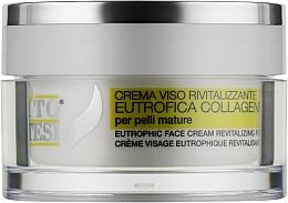 Духи, Парфюмерия, косметика Восстанавливающий крем с коллагеном для зрелой кожи - Phyto Sintesi Collagen Eutrophic Face Cream Revitalizing