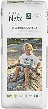 Духи, Парфюмерия, косметика Детские эко-подгузники Junior 5, 11-25 кг, 40 шт - Naty