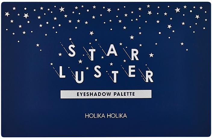 Палетка теней для век - Holika Holika Star Luster Piece Matching Shadow Palette Amazing Night