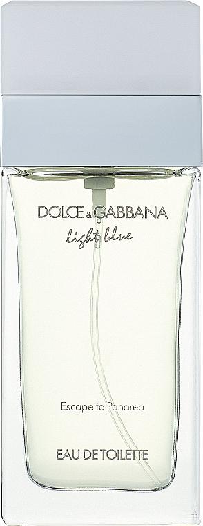 Dolce&Gabanna Light Blue Escape to Panarea - Туалетна вода — фото N1
