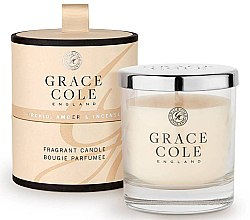 Духи, Парфюмерия, косметика Ароматизированная свеча - Grace Cole Orchid, Amber & Incense