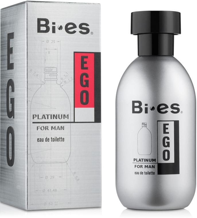 Bi-Es Ego Platinum - Туалетная вода