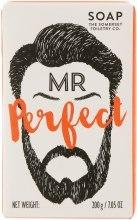 """Духи, Парфюмерия, косметика Мыло для мужчин """"Mr Perfect"""" - Naturally European Soap"""