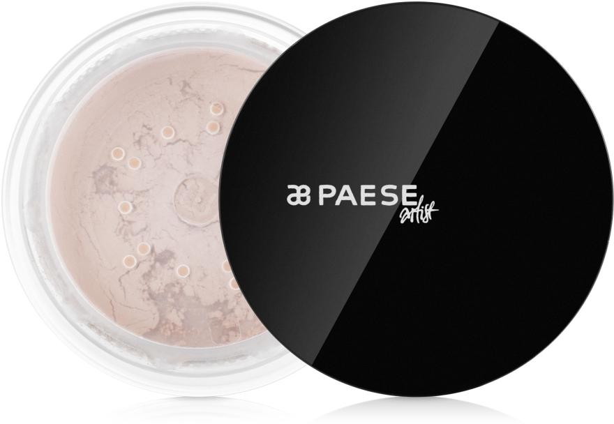 Рассыпчатая пудра - Paese High Definition Powder