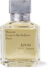 Духи, Парфюмерия, косметика Maison Francis Kurkdjian Apom Pour homme - Туалетная вода (тестер без крышечки)