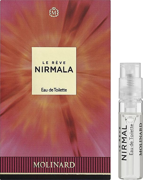 Molinard Le Reve Nirmala - Туалетная вода (пробник)