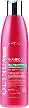 Духи, Парфюмерия, косметика Шампунь для окрашенных волос - Kativa Quinua PRO Shampoo