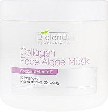 Духи, Парфюмерия, косметика Коллагеновая маска для лица - Bielenda Professional Collagen Face Algae Mask