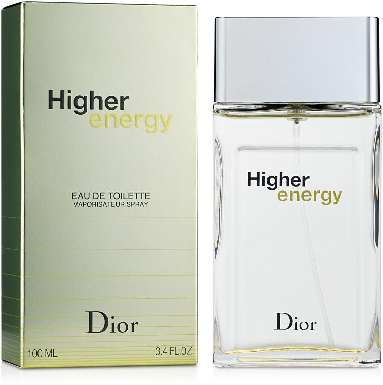 Dior Higher Energy - Туалетная вода