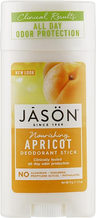Дезодорант – стик «Абрикос» - Jason Natural Cosmetics Pure Natural Deodorant Stick Apricot