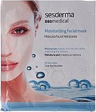 Духи, Парфюмерия, косметика Увлажняющая маска для лица - SesDerma Laboratories Sesmedical Moisturizing Face Mask