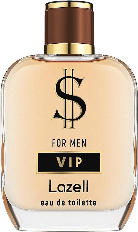 Lazell $ VIP For Men - Туалетная вода (тестер без крышечки)