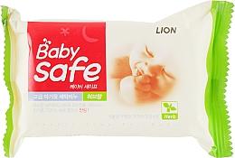 Духи, Парфюмерия, косметика Мыло для стирки детского белья с ароматом трав - CJ Lion Baby Safe