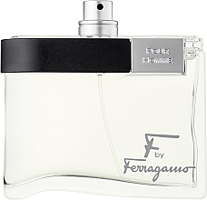 Духи, Парфюмерия, косметика Salvatore Ferragamo F by Ferragamo Pour Homme - Туалетная вода (тестер без крышечки)