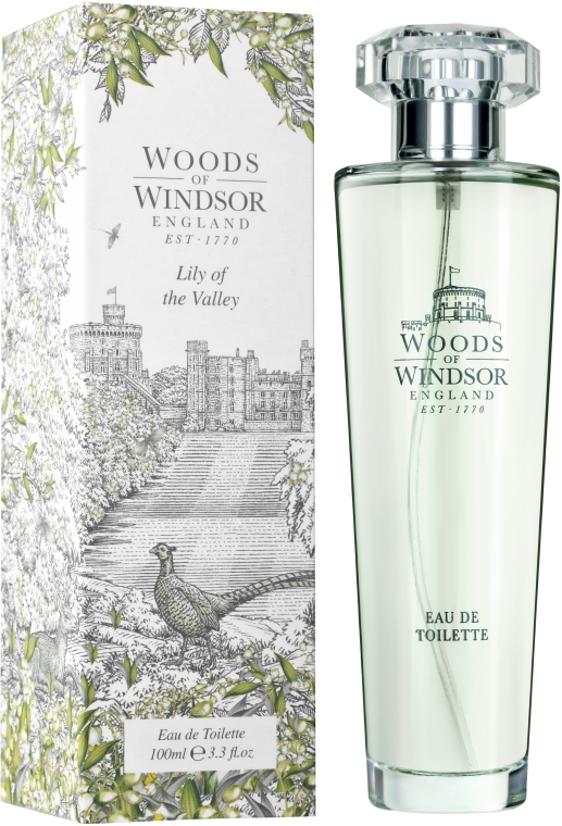 Woods of Windsor Lily Of the Valley - Туалетная вода