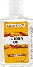 Духи, Парфюмерия, косметика Масло жожоба для тела и волос - Cosheaco Jojoba Oil