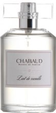 Духи, Парфюмерия, косметика Chabaud Maison De Parfum Lait De Vanille - Туалетная вода